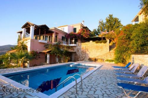 Villa Sandy Greece Sivota Thesprotia 09